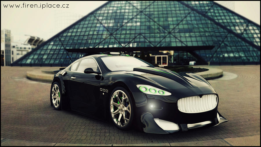 Maserati tuning by FirenSVK
