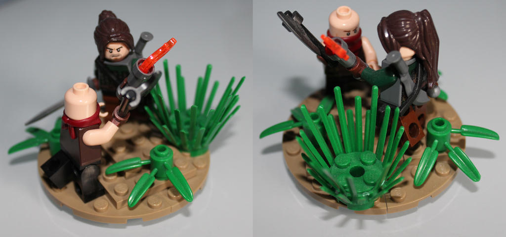 Lego Witcher by LD-Skull