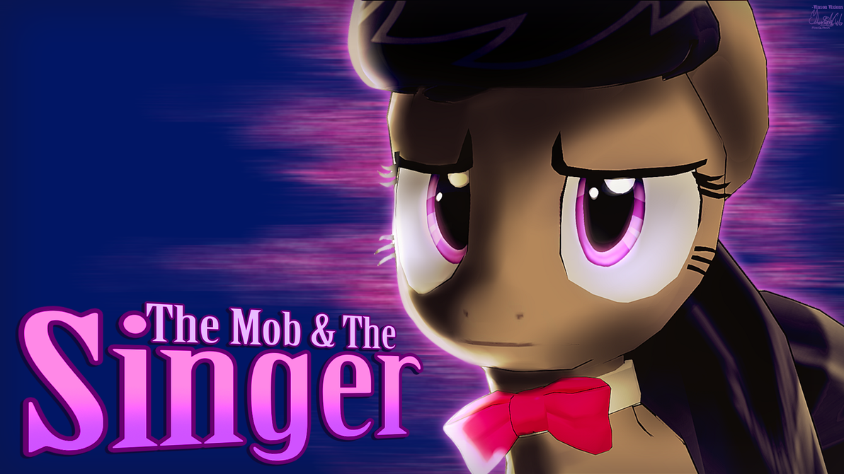 The Mob and Singer - Poster Art by TheClassicThinker
