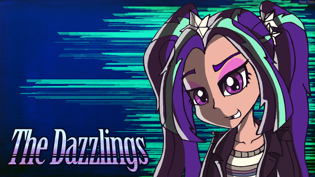 The Dazzlings - Aria Blaze Poster by TheClassicThinker