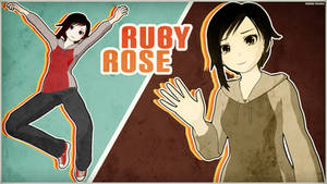 [MMD] Ruby Rose - Casual Wear [DL] by TheClassicThinker
