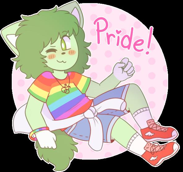 Pride by obakesama