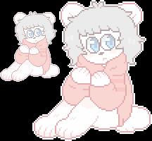 baby bear by obakesama