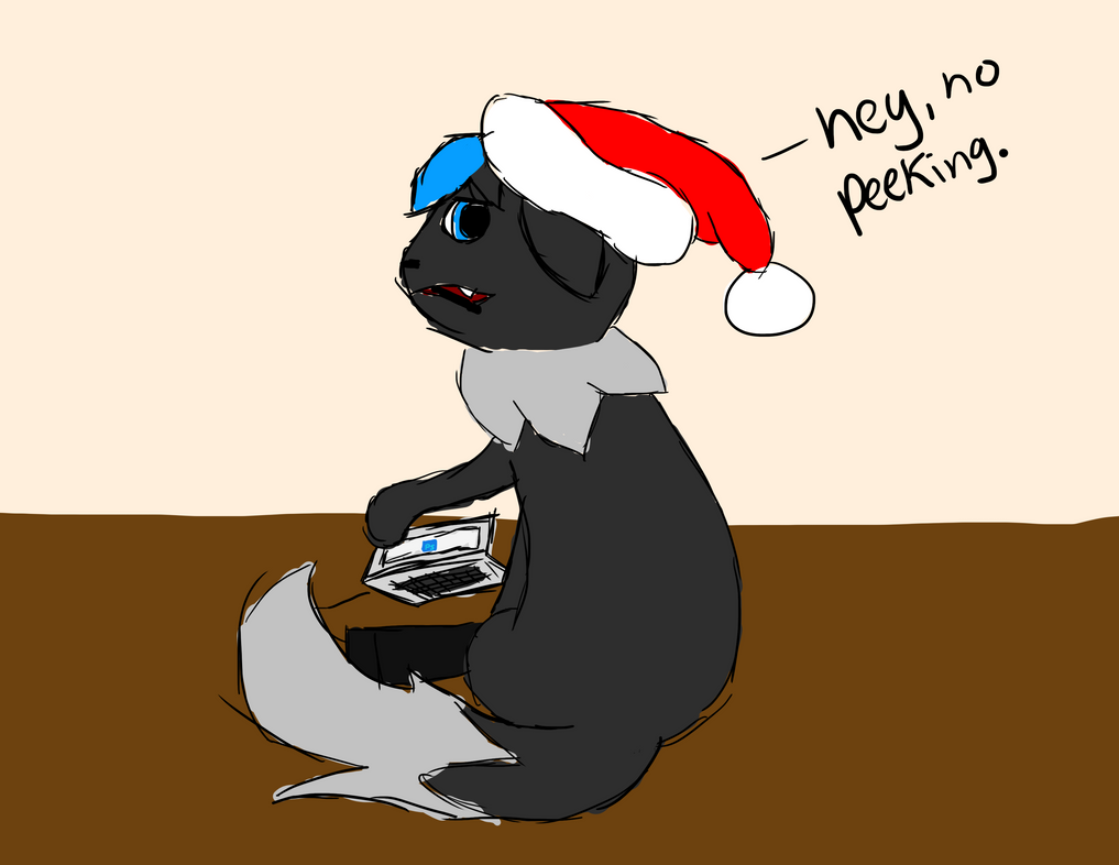 Late Christmas Gifts! Hurray...late :P by BubblezwithaZ on DeviantArt