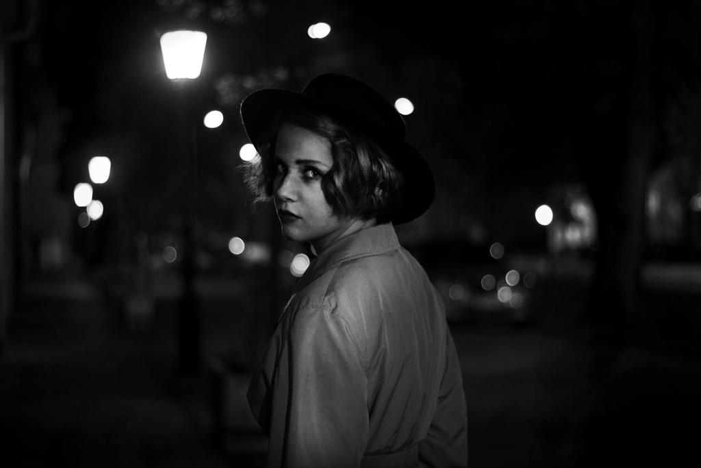 Those Footsteps Behind You - Film Noir - Part 4 by narcissagrey