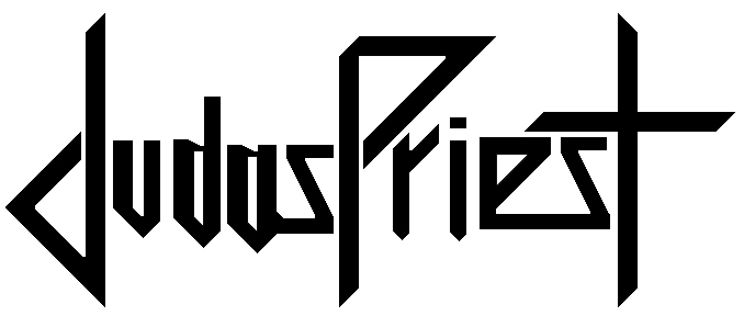 Judas Priest Logo Remade by caioenzo