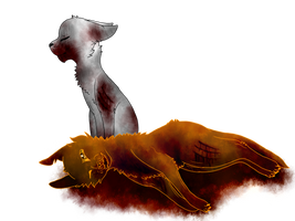 Bloodbath by qhostpaws
