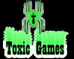 Toxic Games Logo by Tazey65