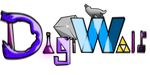 Digiw0lf Logo by Tazey65