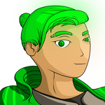 GreenJohnnyPolo [Avatar] by Tazey65