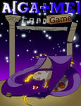 A[GA+ME] Card Game Tournament Flier Base #1 by Tazey65