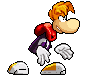 Rayman sprite by Fou-mage