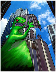 Reptar by christinems