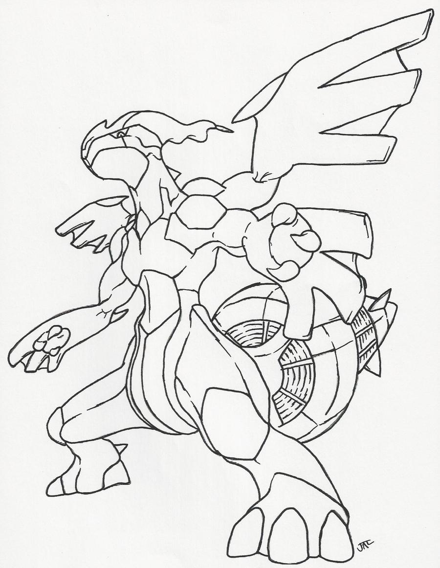 Elegant Pokemon Zekrom Ausmalbilder Top Kostenlos Färbung Seite