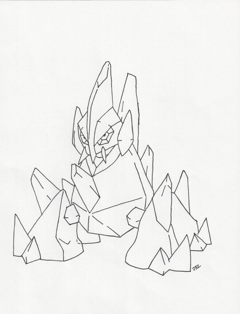 gigalith tries to squish - photo #6