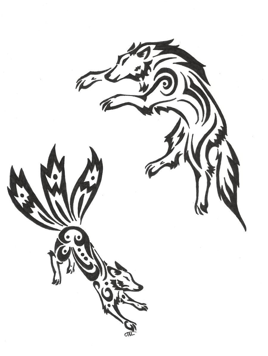 Paintbrush Tattoo Designs