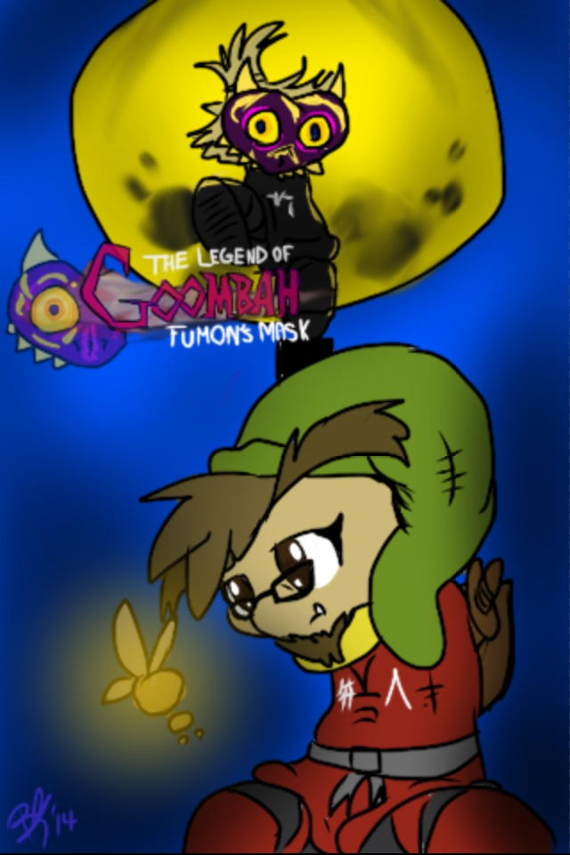 Legend of Goombah: Fumon's Mask - poster #2 by BKcrazies0