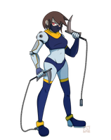 CO: Character Render - Dominator5