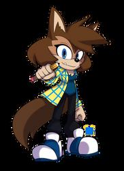 Yuki - Sonic AU