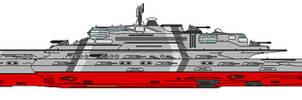 Charybdis-class Battlecarrier
