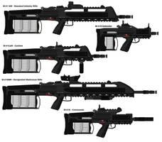 M-41 TAFIR by Afterskies