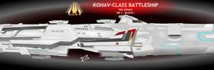 Kohav-Class Battleship
