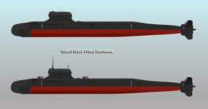 Legacy-class Strike Submarine