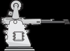 Rapier 25mm Defense Autocannon by Afterskies
