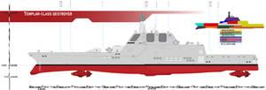 Templar-class Destroyer