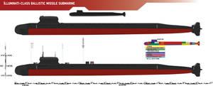 Illuminati-class Ballistic Missile Submarine