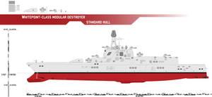 Whitepoint-class Modular Destroyer, Standard Hull