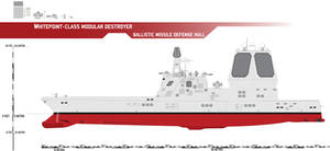 Whitepoint-class Modular Destroyer, BMD