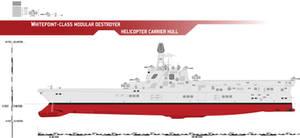 Whitepoint-class Modular Destroyer, Helicarrier