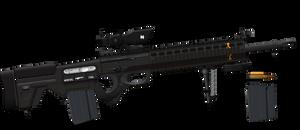 M1H MASIR Sniper by Afterskies