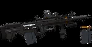 M1H MASIR Battle Rifle