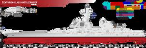 Centurion Battlecruiser by Afterskies