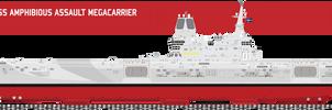Siege-class Amphibious Assault Megacarrier