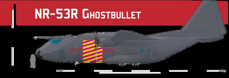 NR-53R Ghostbullet by Afterskies