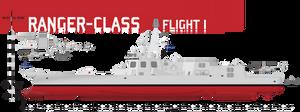 Ranger-class Destroyer, Flight I