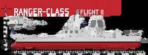 Ranger-class, Flight II by Afterskies