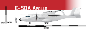 E-50A Apollo AWACS by Afterskies