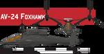 AV-24 Foxhawk Attack VTOL
