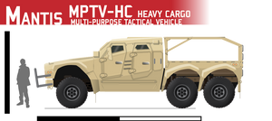 Mantis MPTV-Heavy Cargo by Afterskies