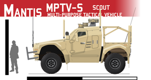 Mantis MPTV-Scout by Afterskies