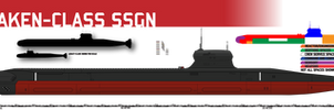 Kraken-class SSGN by Afterskies