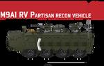 M9A1 APC RV