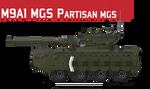 M9A1 APC Mobile Gun System