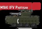 M9 Partisan IFV