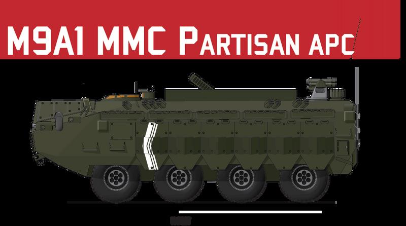 M9A1 Modular Mortar Carrier