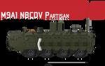 M9A1 NBCDV Partisan